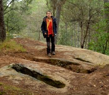 Tombes de la Vinya d'en Garriga